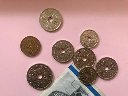 penge mønter økonomi (Foto: MY DAILY SPACE)
