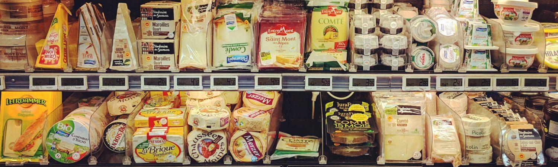 Madspild, food, mad, indkøb, datomærkning. (Foto: Unsplash)