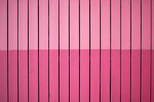 Pink væg, lyserød. Foto: Unsplash)