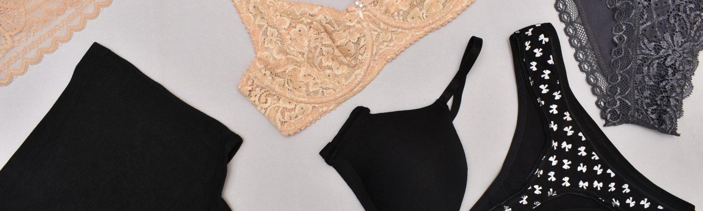 Undertøj, underwear, trusser, bh, bh'er. (Foto: Unsplash)
