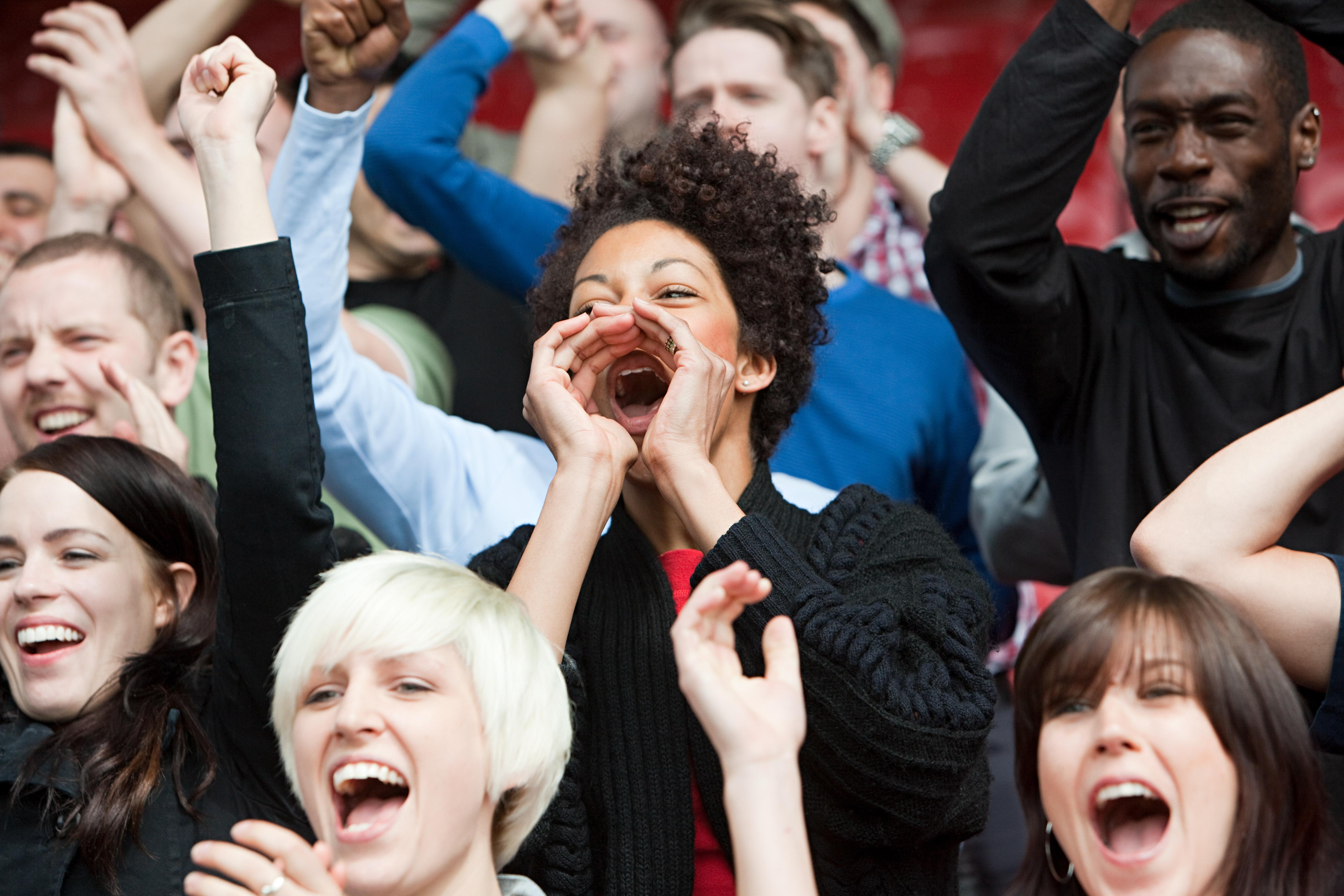 Fodbold, fans, undersøgelse, Booking .com. (Foto: PR)