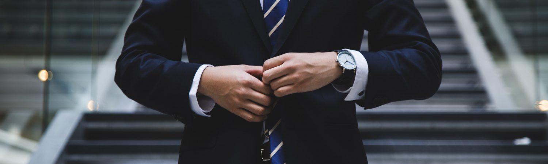 Danske Bank, mand, suit, jakkesæt, bankmand. (Foto: Unsplash)