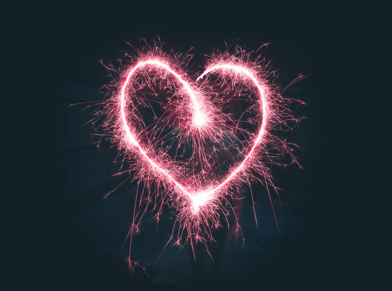 Hjerte, kærlighed, love. (Foto: Unsplash)