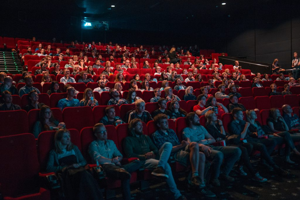 biograf cinema (Foto: Unsplash)