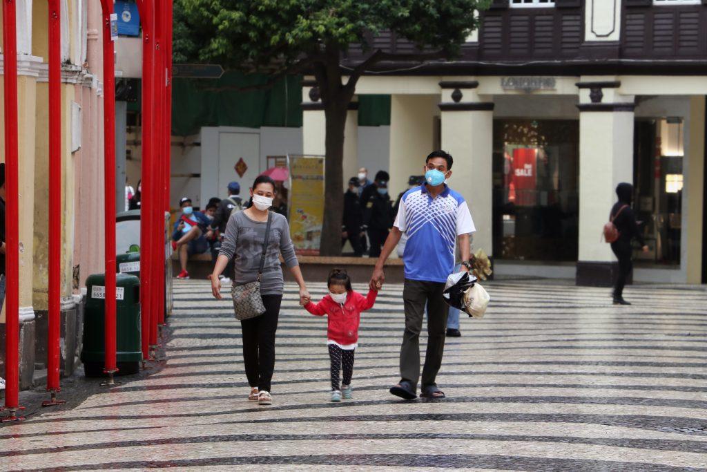corona virus sygdom maske masker kina kinesere (Foto: Unsplash)