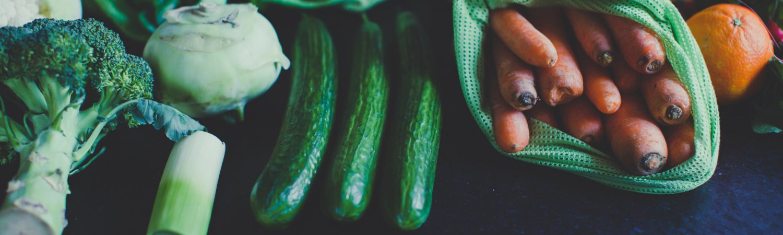 Madspild, bekæmp spild af mad, grøntsager. (Foto: Unsplash)
