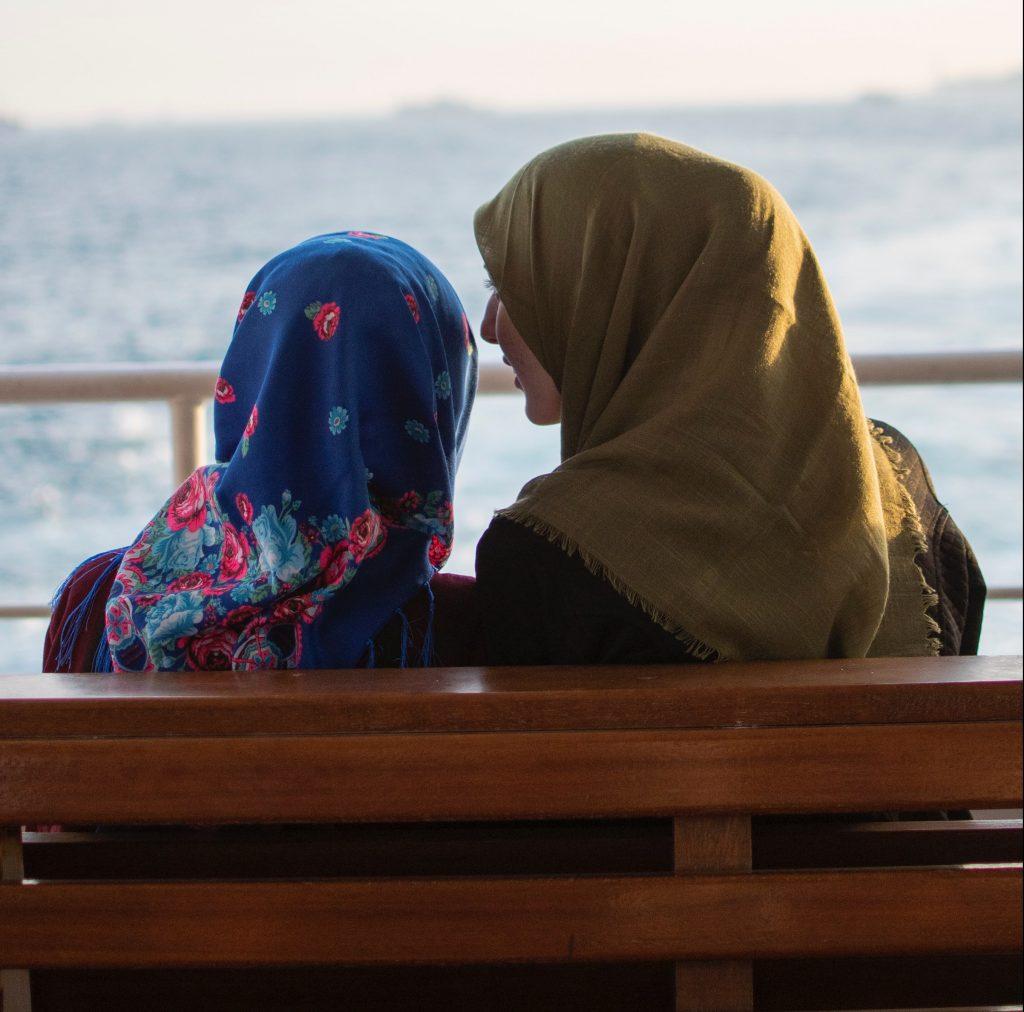 tørklæde muslim muslimer kvinder (Foto: Unsplash)