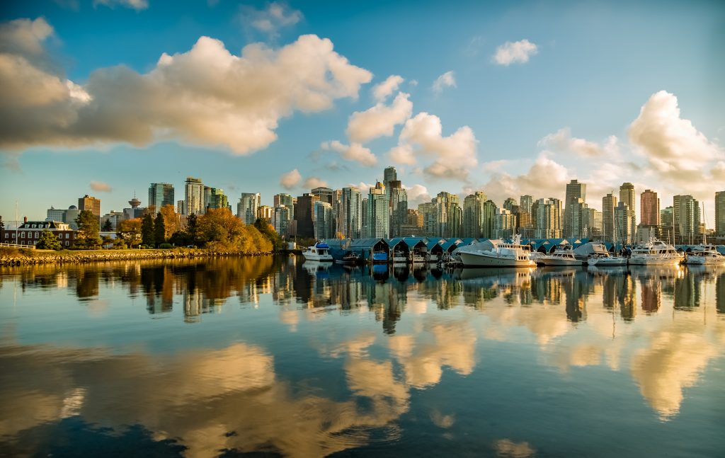 Vancouver Canada rejse (Foto: Unsplash)