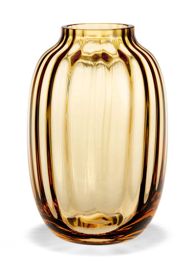 Holmegaard, vase, bolig. Foto: holmegaard