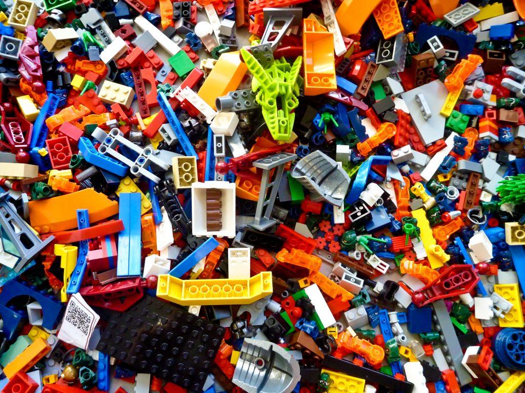 Lego (Foto: Unsplash)