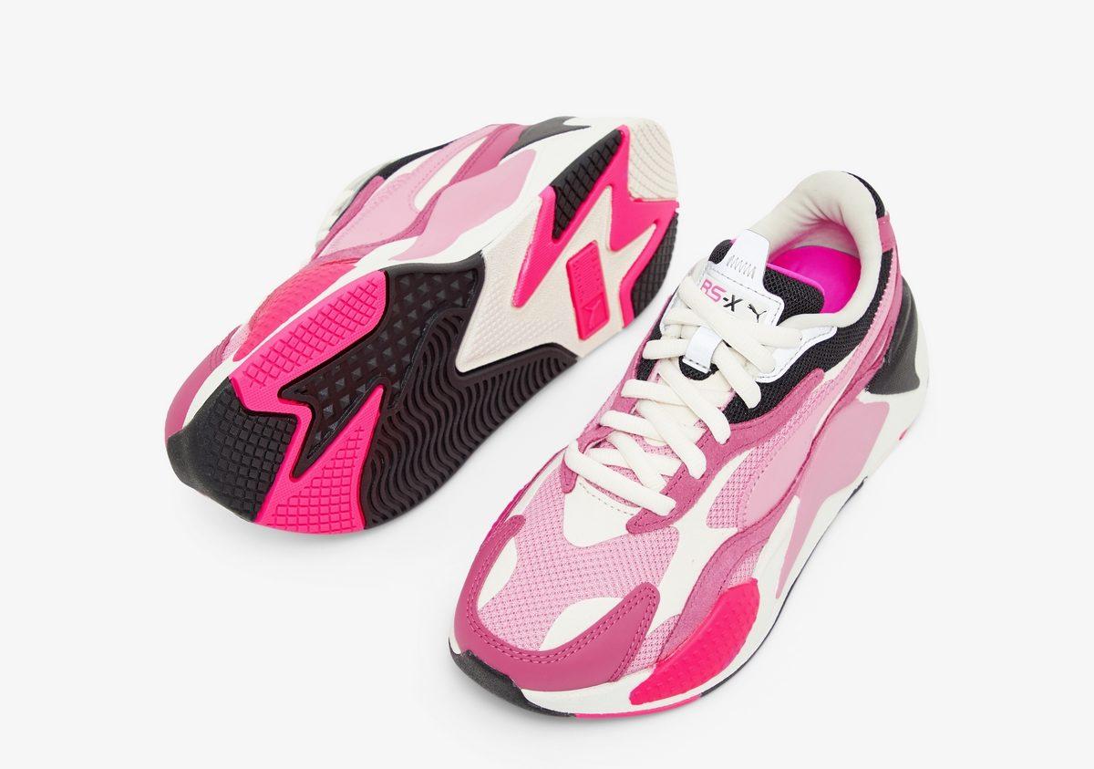 sko, sneaks, Puma, lyserød, sportssko. (Foto: Puma)