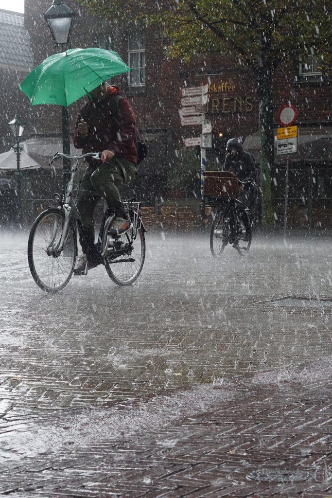 regn vejr vinter slud (Foto: Unsplash)