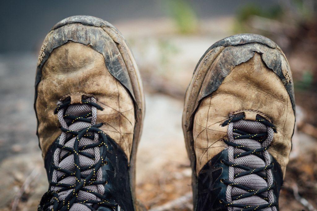 vandresko sko støvler (Foto: Unsplash)
