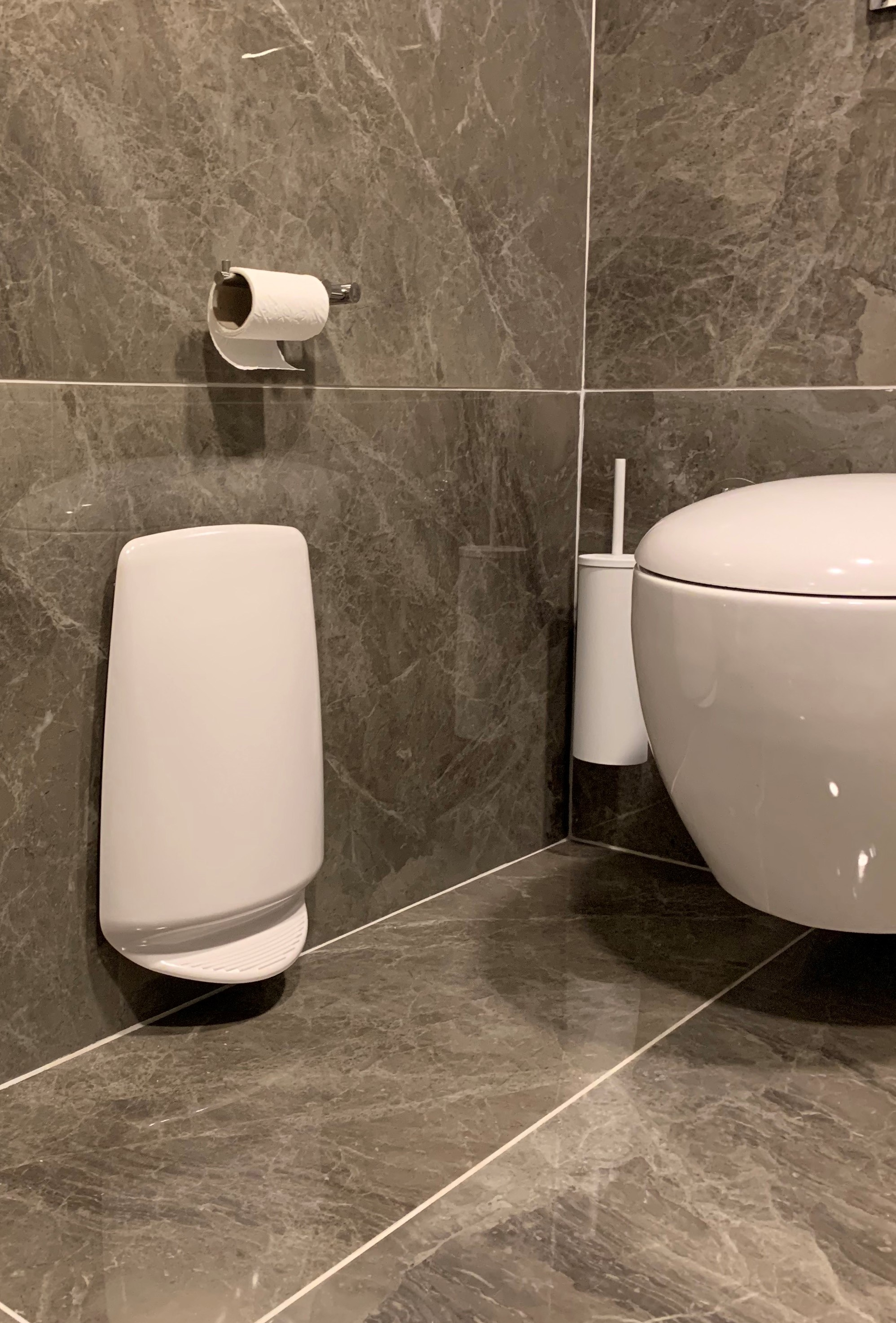 toilet, toiletvedhæng, hygiejne. (Foto: Unsplash)