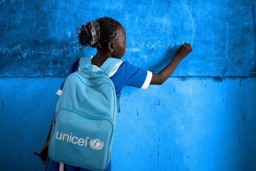 Unicef, pige, rapport. (Foto: PR)