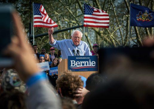 Bernie Sanders, valg, USA, primærvalg. Foto: Unsplash)