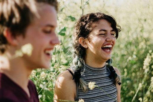 friendzone venner ven kærester grine par kærlighed (Foto: Unsplash)