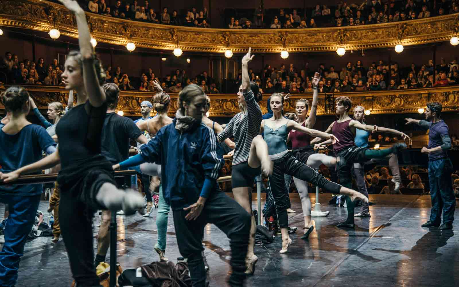 kultur, kulturguide, det kongelige teater, ballet
