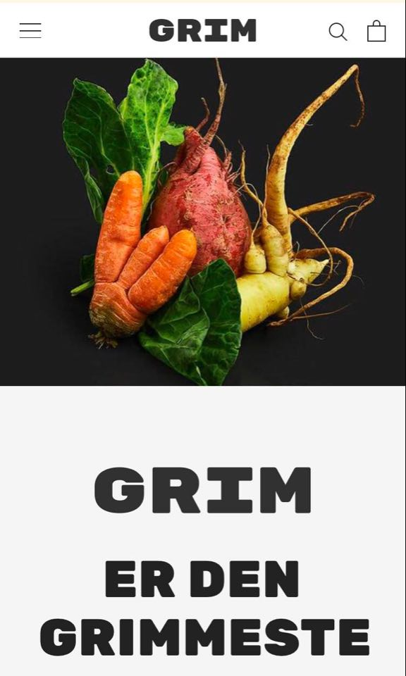 Grim, grøntsager. (Foto: Screenshot)