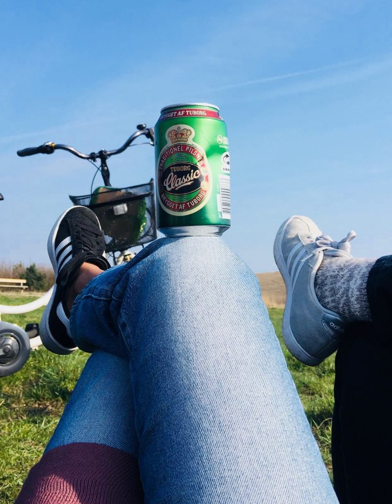 øl tuborg bajer cykel hygge (Foto: MY DAILY SPACE)