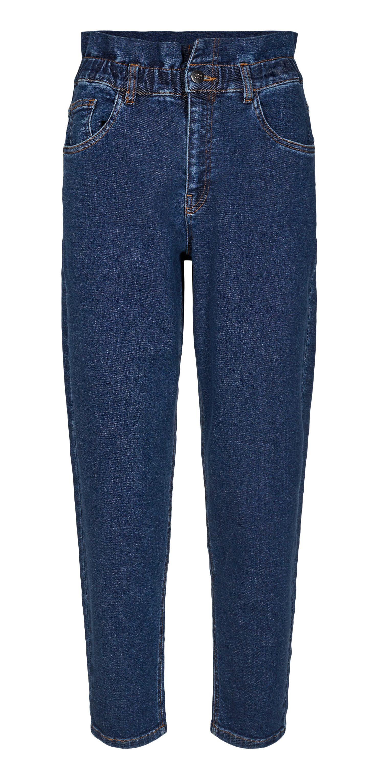 Blå denim bukser. Foto: PR)