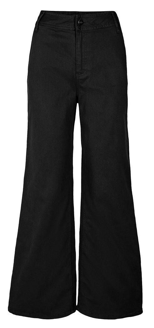 Denim, bukser, sort. (Foto: PR)