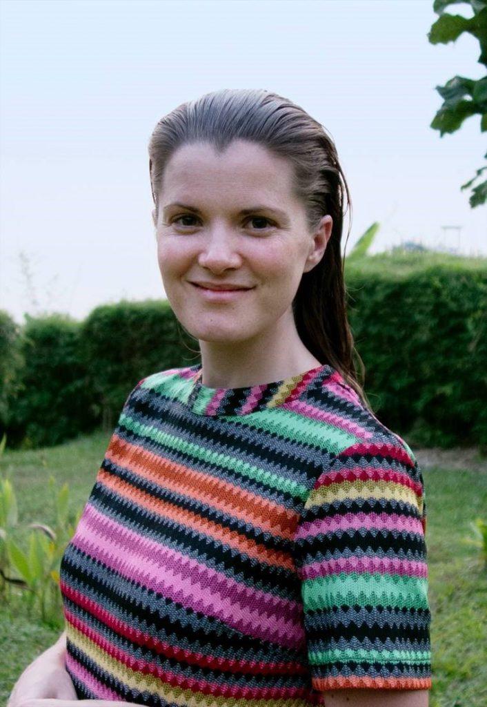 Line Vester Larsen bog forfatter (Foto: Privat)