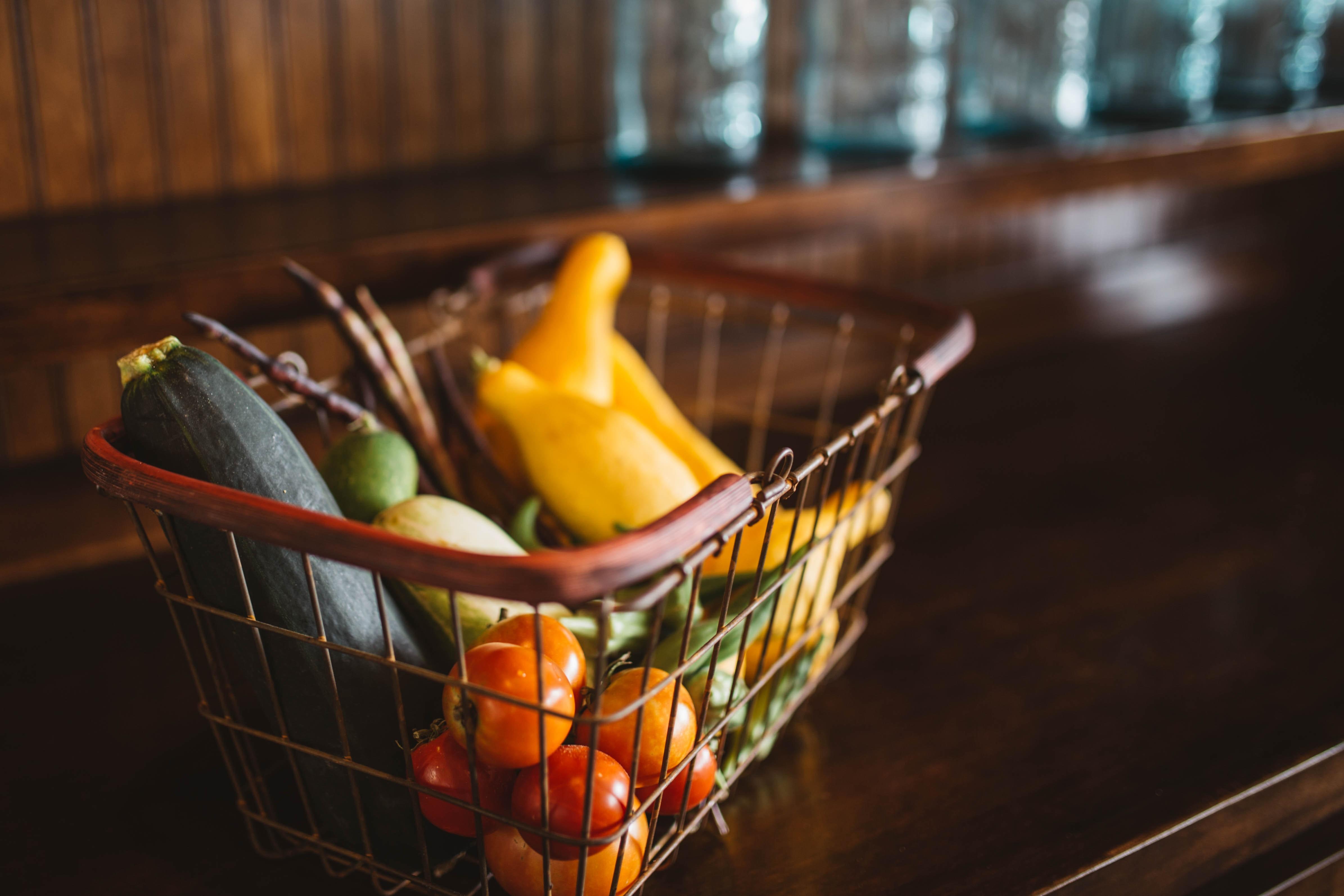 Fødevarestyrelsen, frugt, lukket butik. (Foto: Unsplash)