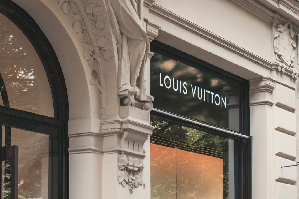 louis vuitton luksus (Foto: Unsplash)