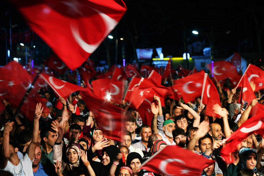 Turkey tyrkiet strejke sure befolkning (Foto: Unsplash)