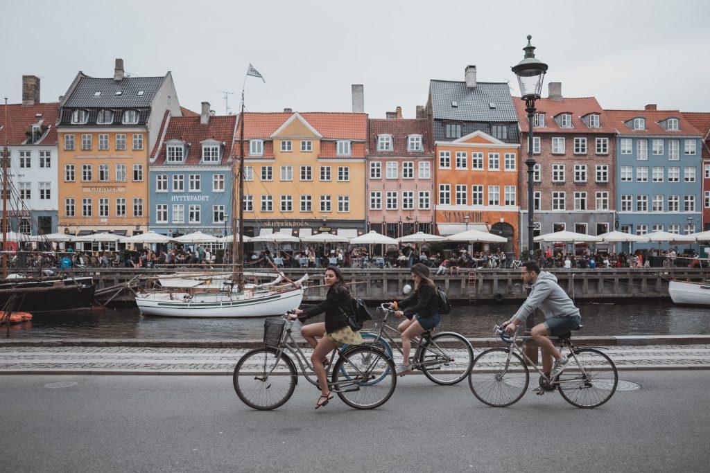 cykel cykle Dansk danmark nyhavn København (Foto: Unsplash)