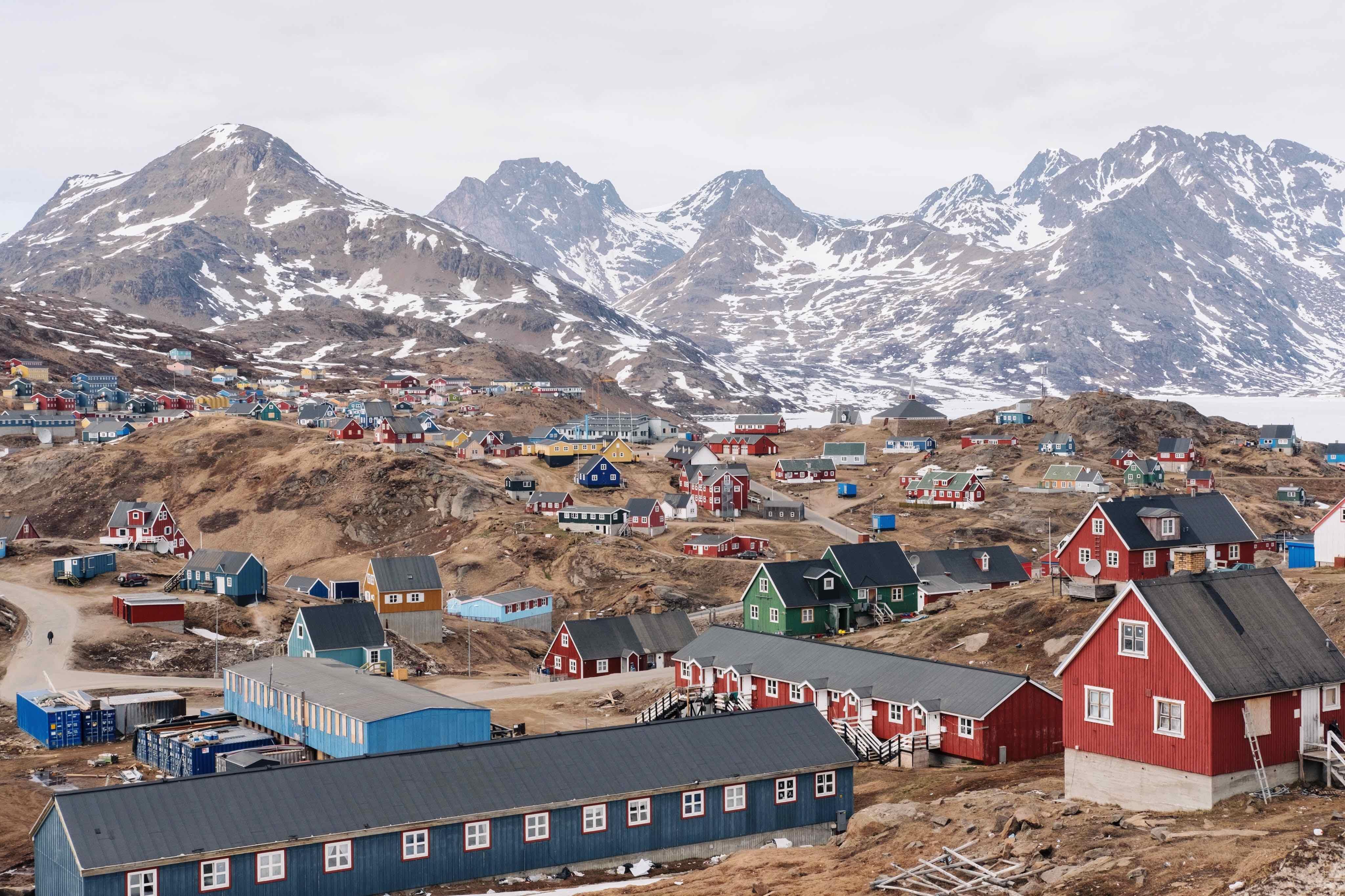 grønland, greenland