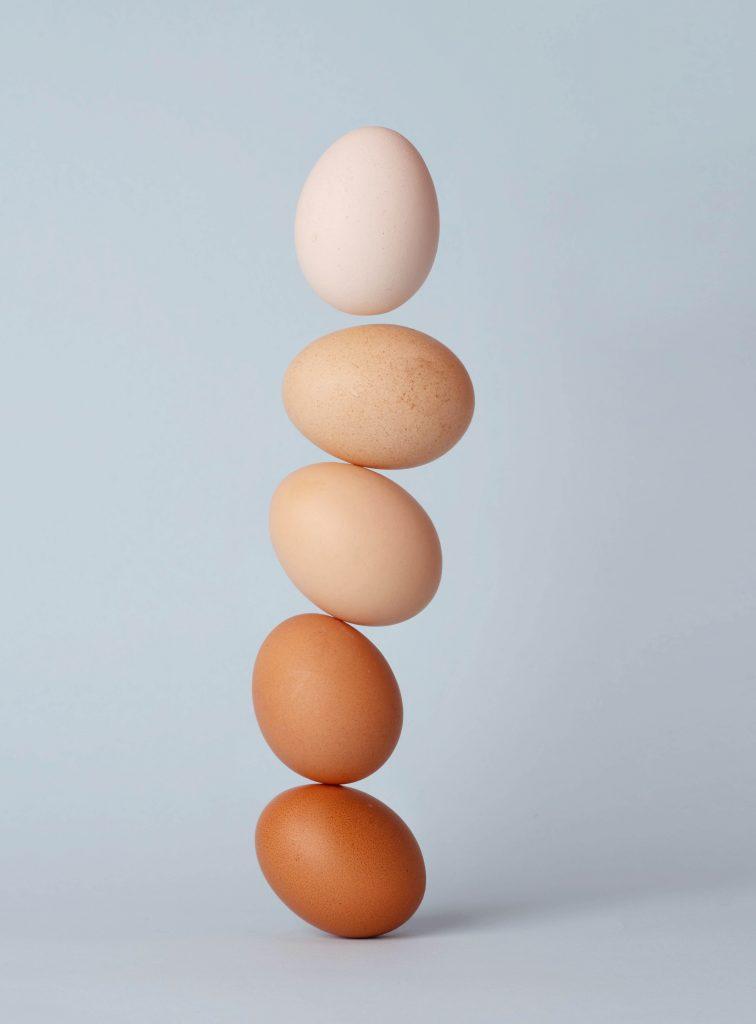 æg (Foto: Unsplash)