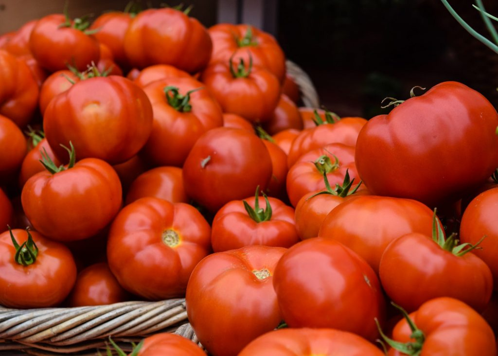 tomater grøntsag grøntsager (Foto: Unsplash)