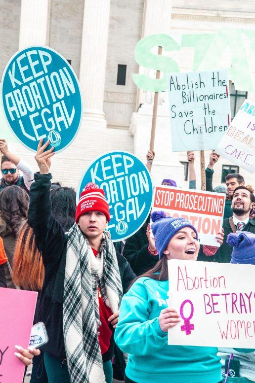 abort kvinder rettigheder strejke (Foto: Unsplash)