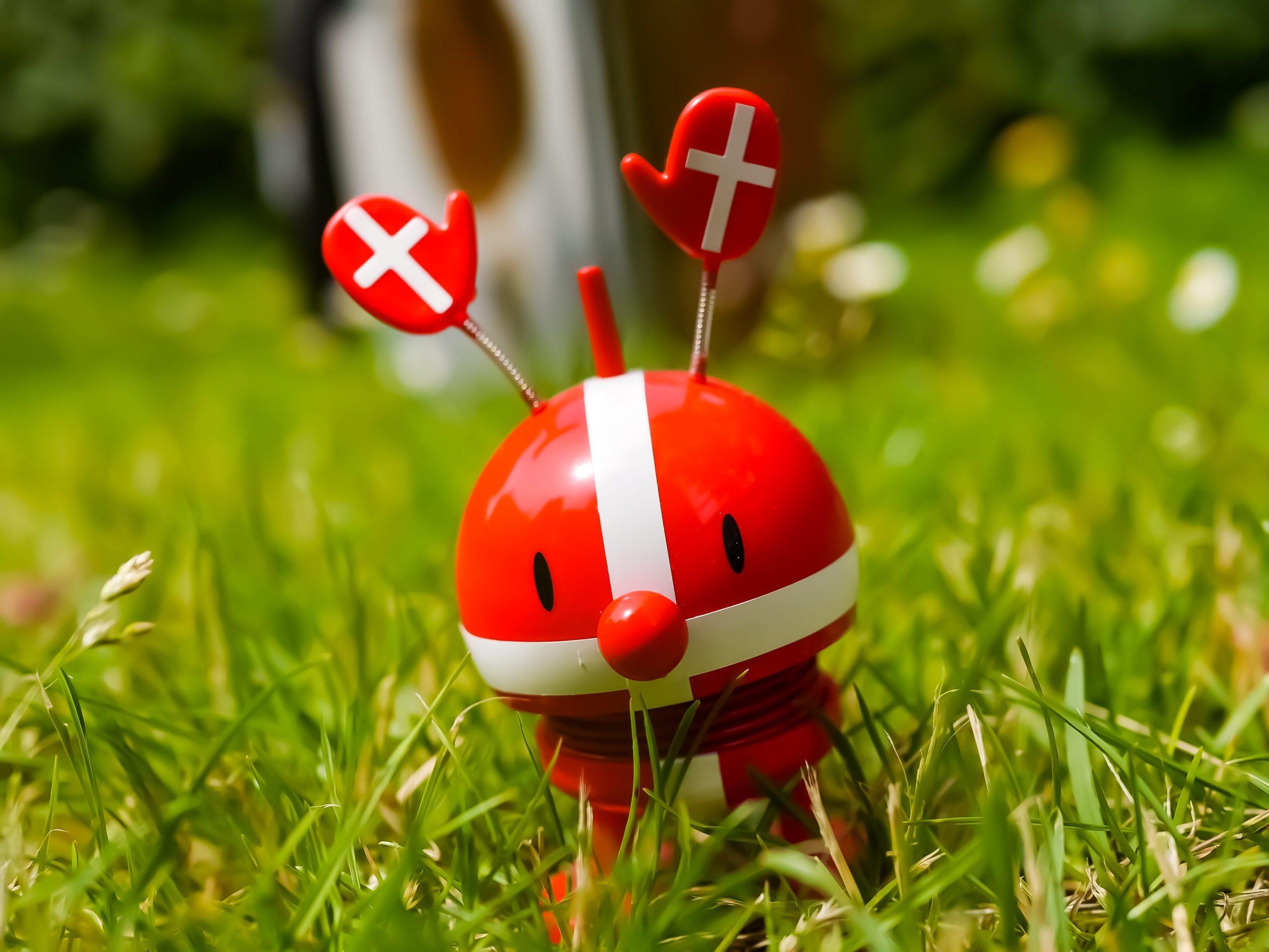 dansk danmark flag (Foto: Unsplash)