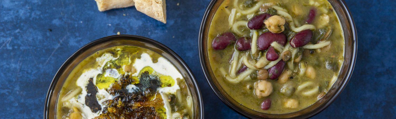 Persisk mad køkken opskrift kogebog inge lynggaard hansen (Foto: Inge Lynggaard Hansen)