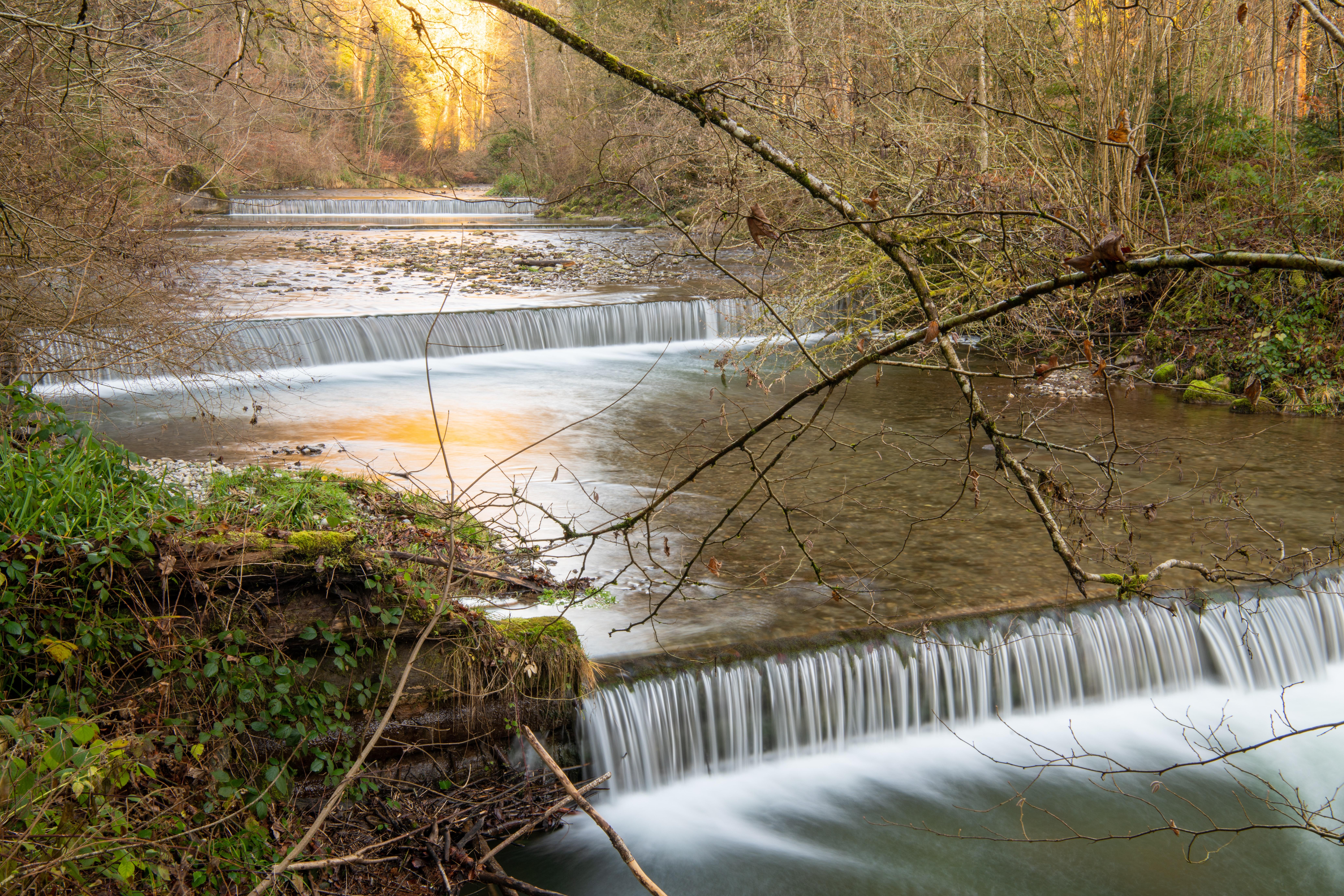 Natur, ud i naturen, vand, sø, flod. (Foto: Unsplash)