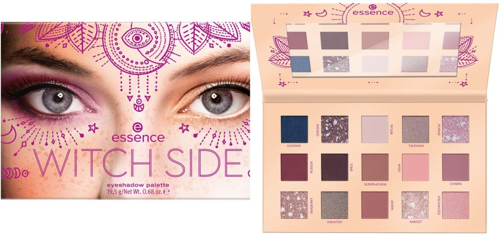 essence øjenpalette
