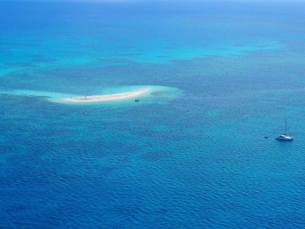 ø havet hav rejse ferie (Foto: Unslash)