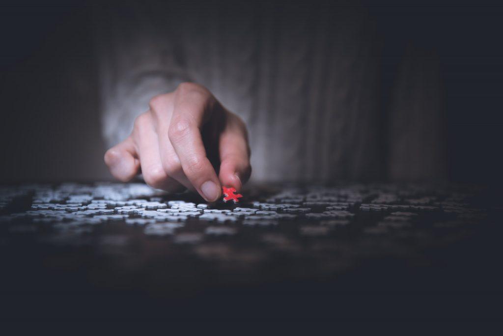 puslespil puzzle brik (Foto: Unsplash)