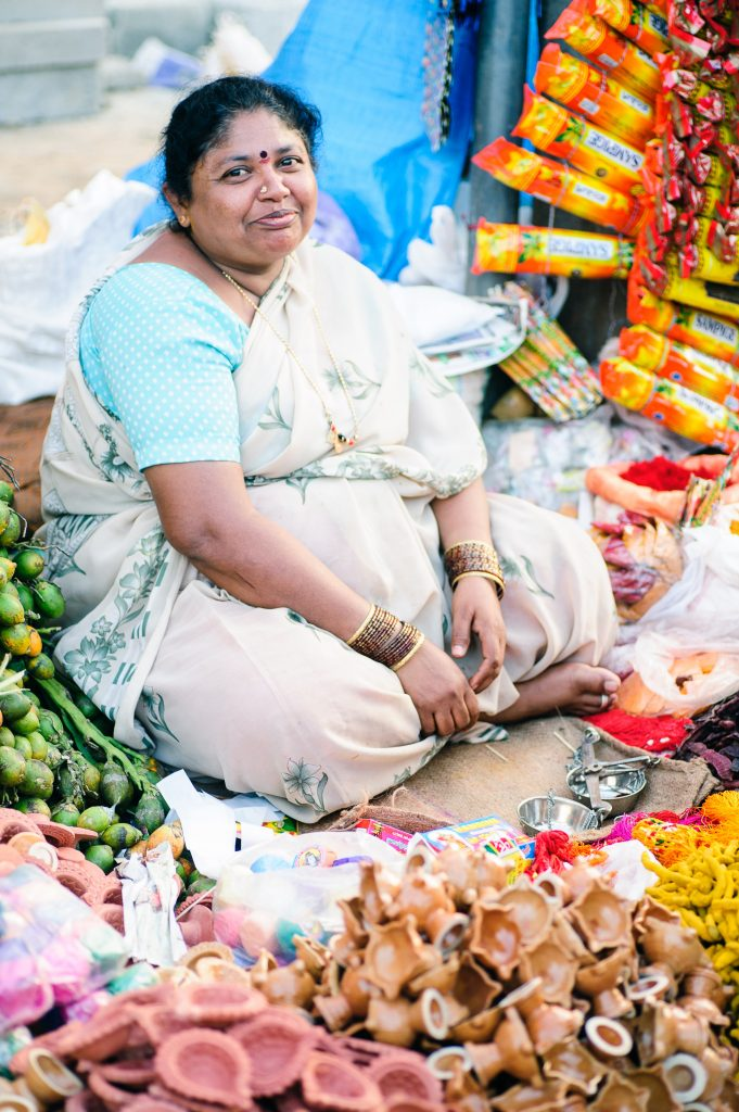 mad madmarket market indien inder rejse ferie feriebillede (Foto: Pexels)