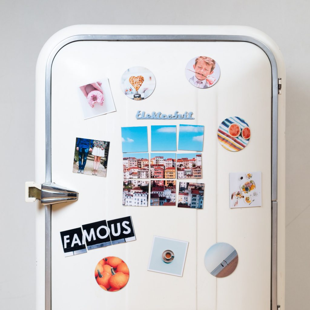 køleskab køkken (Foto: Unsplash