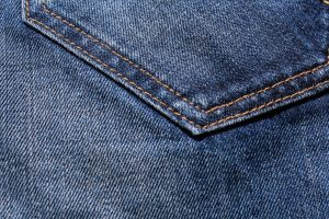 Jeans, denim, blå, blue. (Foto: Unsplash)