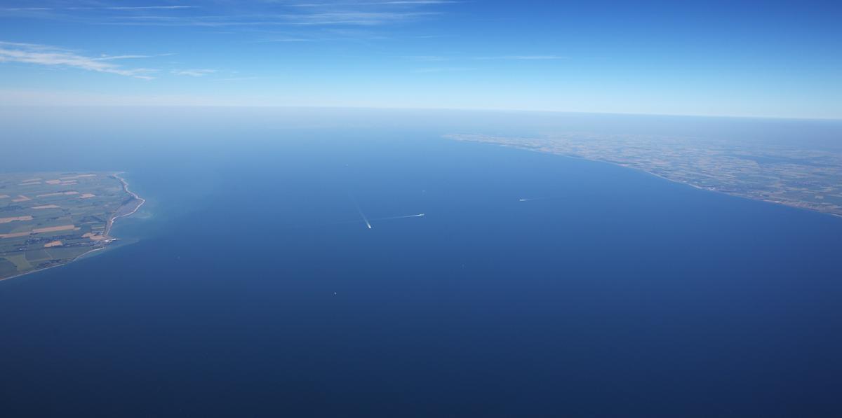 danmark, rødbyhavn,. femern, vand, hav
