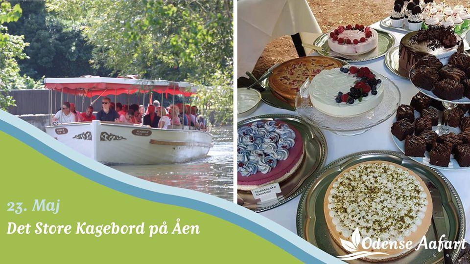 kultur, kulturguide, arrrangement, event, kagebord, sejle, åen, odense