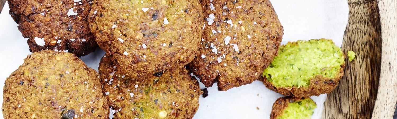 kikærter falafler bog vegetar (Foto: Betina Hastoft)