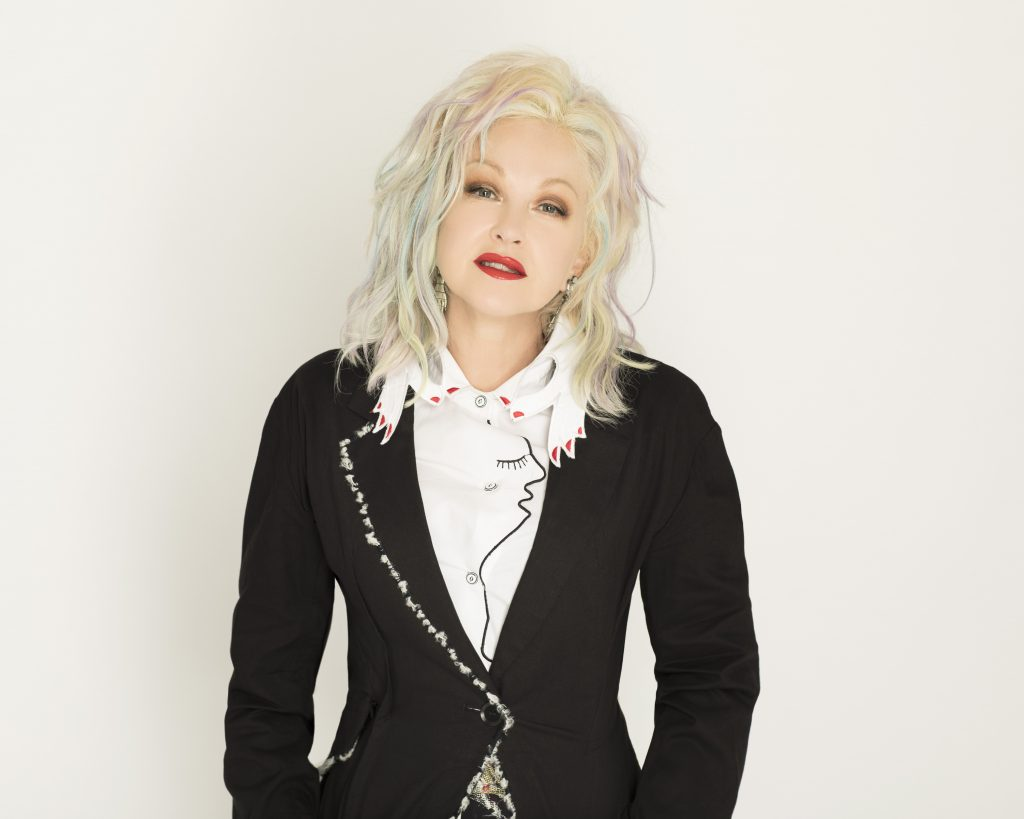 Cyndi Lauper (Foto: Spotify)