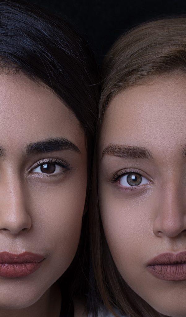piger ansigtr næse mund øjne (Foto: Unsplash)
