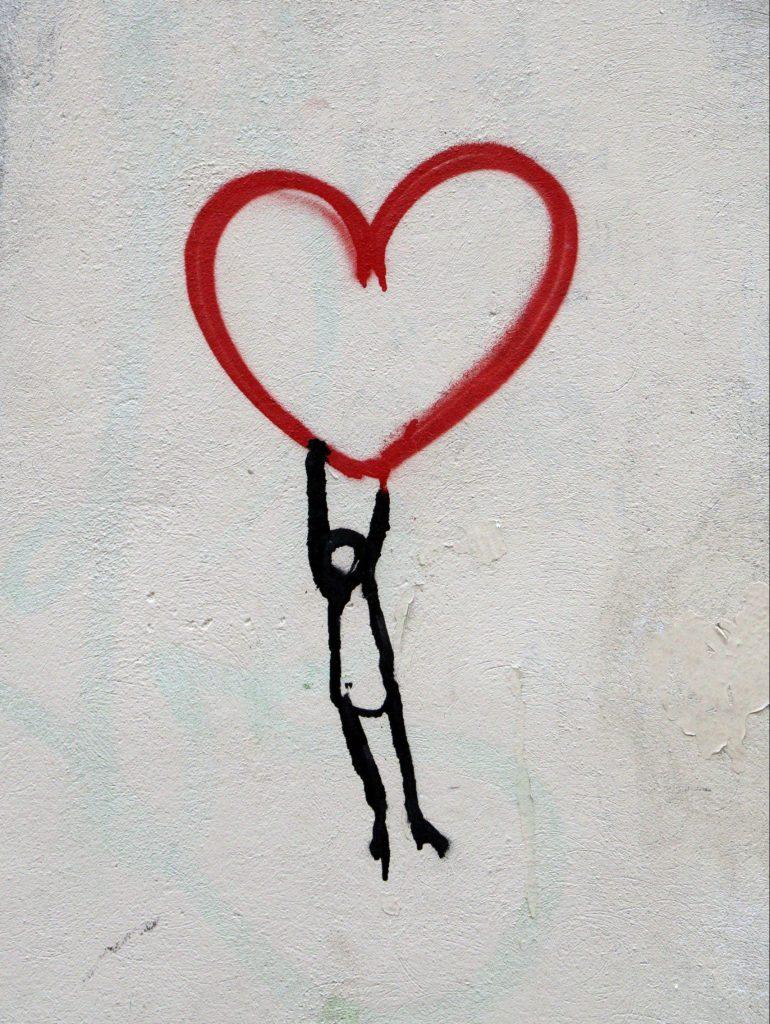 hjerte selvkærlighed kærlighed (Foto: Unsplash)